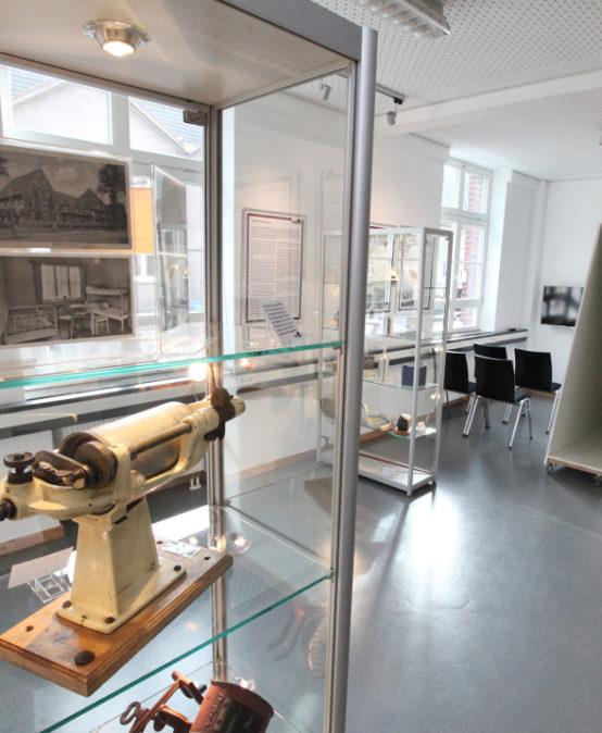 Das Dokumentations- und Informationszentrum ist geöffnet