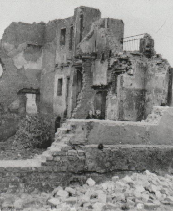 Vor fast genau 75 Jahren entluden Bomber der Alliierten ihre tödliche Fracht über Lohberg