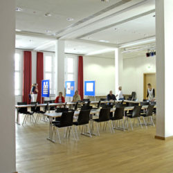 Buchungsanfrage Tagungsräume Ledigenheim Lohberg