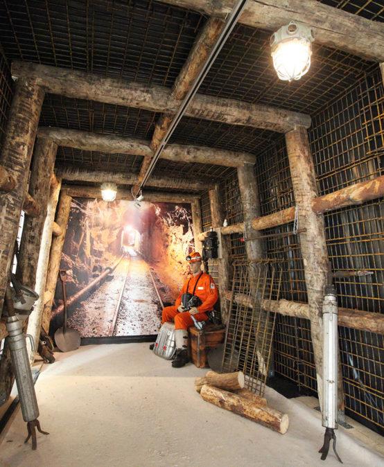 Bergbaugeschichte: authentisch und spannend im Ledigenheim