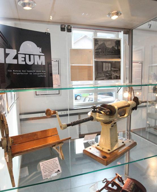 Das DIZeum öffnet seine Türen, lernen sie ein Stück Bergbaugeschichte kennen