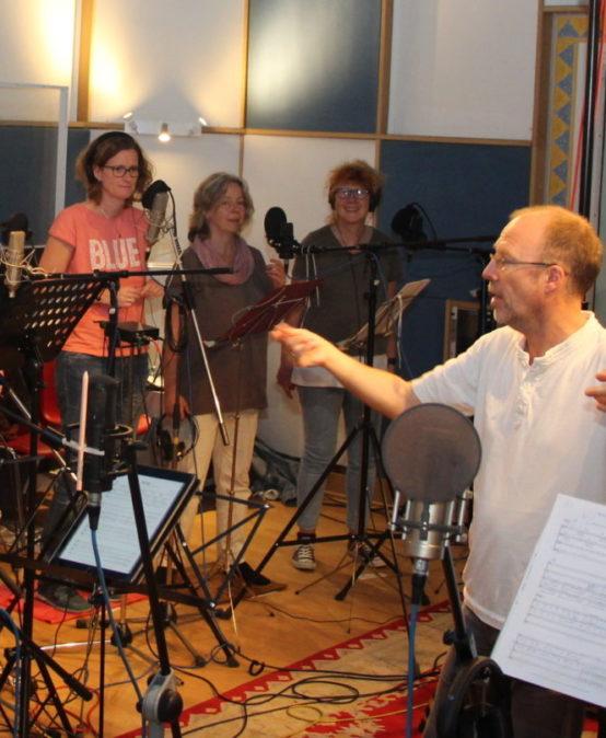 Konzert und CD-Präsentation: DC VoiceBand LET GO