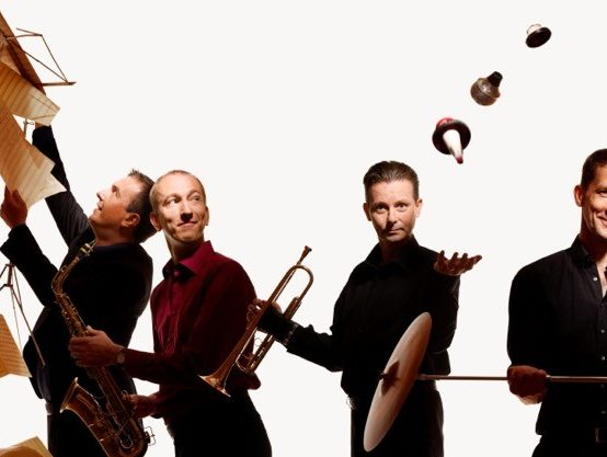 Die Jazzinitiative präsentiert: ECHOES OF SWING