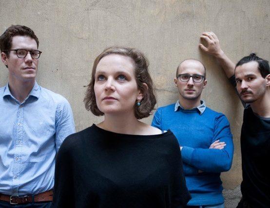 Die Jazzinitiative präsentiert: EvaKlesse Quartett