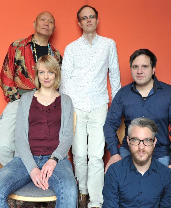 Die Jazzinitiative präsentiert: KAMA Quartet feat. Nippi Noya