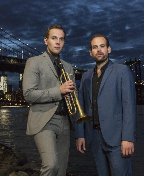 Die Jazzinitiative präsentiert: Julian & Roman Wasserfuhr Quartett