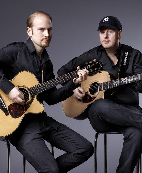Die Jazzinitiative präsentiert: Ulf & Eric Wakenius Duo