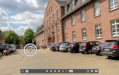 Virtueller Rundgang durch Ledigenheim