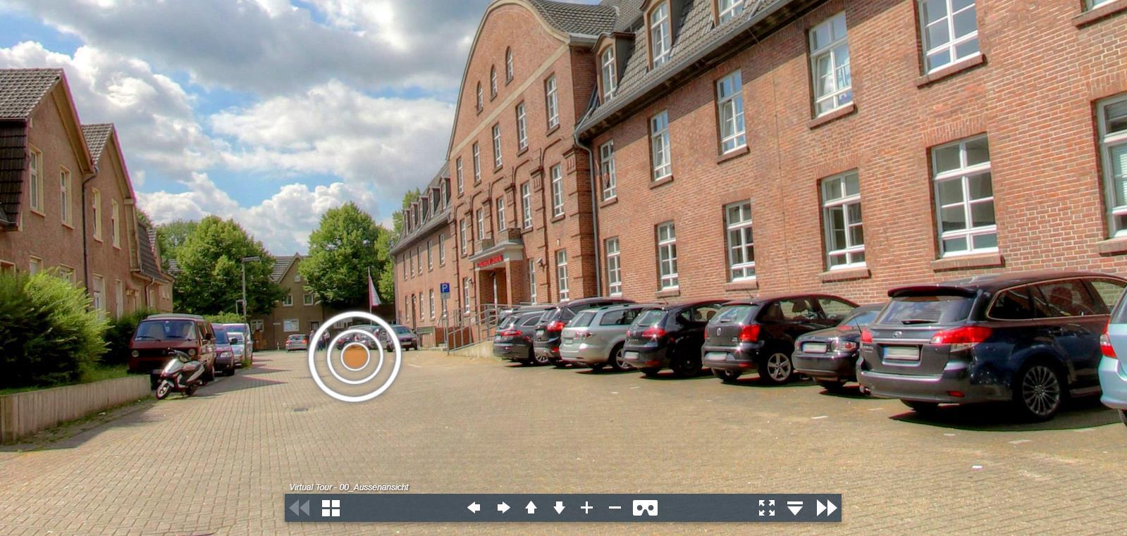 Virtueller Rundgang durchs Ledigenheim