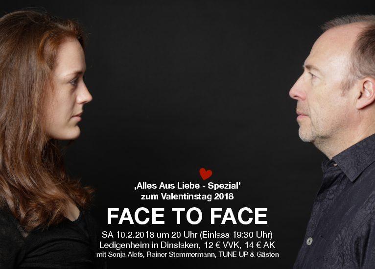 Alles aus Liebe – Spezial: FACE TO FACE