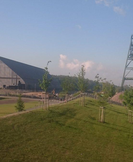 Arbeiten auffe Zeche in Lohberg – Gästeführung