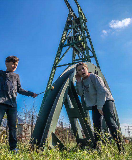 Sounds of Dinslaken: Wie klingt meine Stadt? Kinderkonzert mit Musik aus dem Alltag