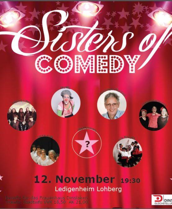 Sisters of Comedy -Nachgelacht-